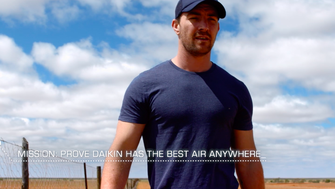 Mission: Prove Daikin Has the Best Air Anywhere